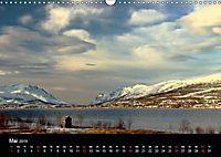 Wintertraum Nordnorwegen (Wandkalender 2019 DIN A3 quer) - Produktdetailbild 5