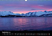 Wintertraum Nordnorwegen (Wandkalender 2019 DIN A3 quer) - Produktdetailbild 9