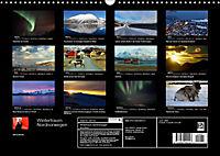 Wintertraum Nordnorwegen (Wandkalender 2019 DIN A3 quer) - Produktdetailbild 13