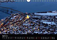 Wintertraum Nordnorwegen (Wandkalender 2019 DIN A4 quer) - Produktdetailbild 4
