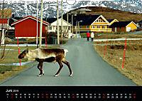Wintertraum Nordnorwegen (Wandkalender 2019 DIN A4 quer) - Produktdetailbild 6