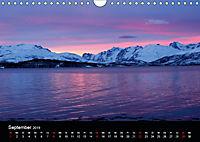 Wintertraum Nordnorwegen (Wandkalender 2019 DIN A4 quer) - Produktdetailbild 9