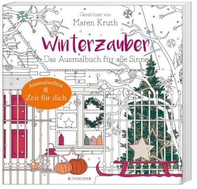 Winterzauber - Maren Kruth |