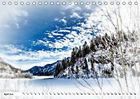 WINTERZAUBER Reit im Winkl und Umgebung (Tischkalender 2019 DIN A5 quer) - Produktdetailbild 4