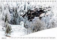 WINTERZAUBER Reit im Winkl und Umgebung (Tischkalender 2019 DIN A5 quer) - Produktdetailbild 1