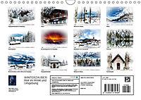 WINTERZAUBER Reit im Winkl und Umgebung (Wandkalender 2019 DIN A4 quer) - Produktdetailbild 13