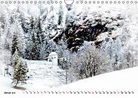 WINTERZAUBER Reit im Winkl und Umgebung (Wandkalender 2019 DIN A4 quer) - Produktdetailbild 1
