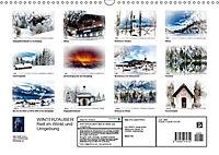 WINTERZAUBER Reit im Winkl und Umgebung (Wandkalender 2019 DIN A3 quer) - Produktdetailbild 13