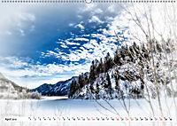 WINTERZAUBER Reit im Winkl und Umgebung (Wandkalender 2019 DIN A2 quer) - Produktdetailbild 4