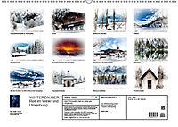 WINTERZAUBER Reit im Winkl und Umgebung (Wandkalender 2019 DIN A2 quer) - Produktdetailbild 13