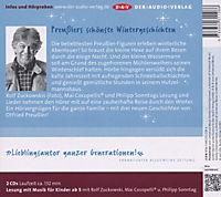 Winterzeit, tief verschneit, 2 Audio-CDs - Produktdetailbild 1