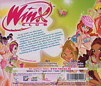 Winx Club, 2 Audio-CDs - Produktdetailbild 1