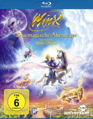 Winx Club - Das magische Abenteuer, Diverse Interpreten