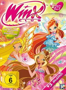 Winx Club - Staffel 3, Box 2, Sean Molyneaux, Iginio Straffi, Barton Bishop, Martina Broner, Alan Kingsberg, Liz Russomanno