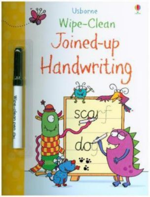 Wipe-Clean - Joined-up Handwriting, Caroline Young