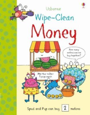 Wipe-Clean - Money, Jane Bingham