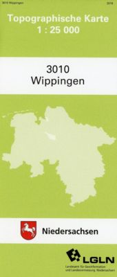 Wippingen 1 : 25 000. (TK 3010/N)