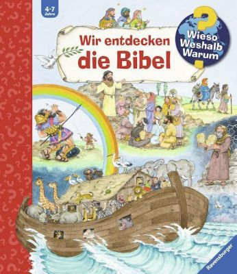 Wir entdecken die Bibel, Andrea Erne