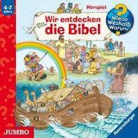 Wir entdecken die Bibel, Audio-CD, Andrea Erne