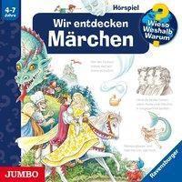 Wir entdecken Märchen, 1 Audio-CD, Susanne Gernhäuser