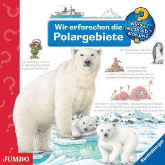 Wir erforschen die Polargebiete, Audio-CD, Wieso? Weshalb? Warum?