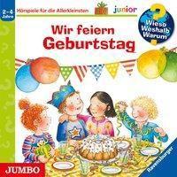 Wir feiern Geburtstag, 1 Audio-CD, Constanza Droop