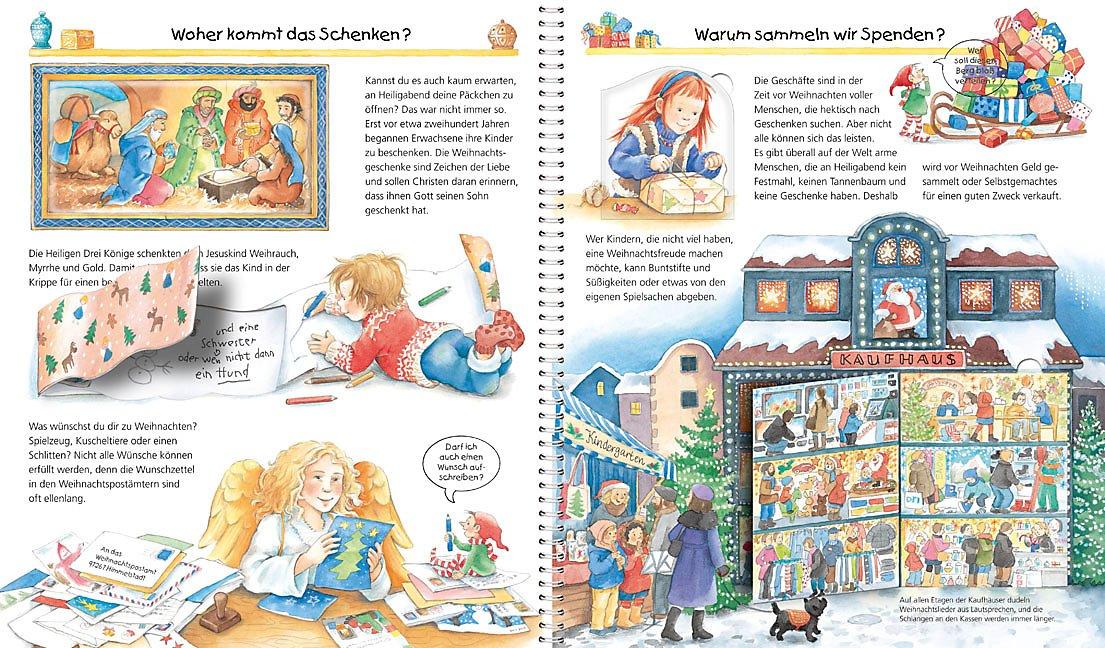 Wir feiern Weihnachten Buch von Andrea Erne portofrei bestellen