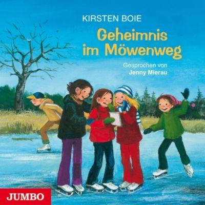 Wir Kinder aus dem Möwenweg: Geheimnis im Möwenweg, Kirsten Boie
