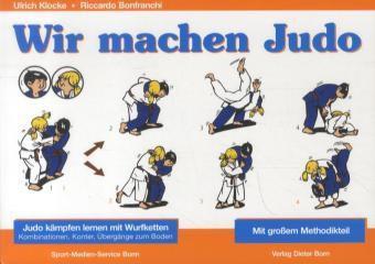 Wir machen Judo, Ulrich Klocke, Riccardo Bonfranchi