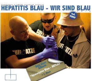 Wir Sind Blau 2010, Hepatitis Blau