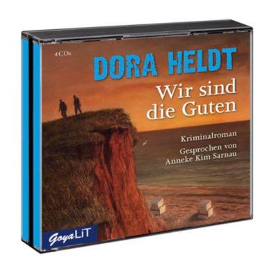 Wir sind die Guten, 4 Audio-CDs, Dora Heldt