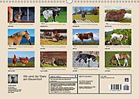 Wir sind die Stars am Bauernhof (Wandkalender 2019 DIN A3 quer) - Produktdetailbild 13