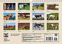 Wir sind die Stars am Bauernhof (Wandkalender 2019 DIN A4 quer) - Produktdetailbild 13