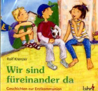 Wir sind füreinander da, Audio-CD, Rolf Krenzer