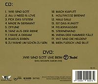 Wir Sind Gott-Tour Edition (Digipak) - Produktdetailbild 1