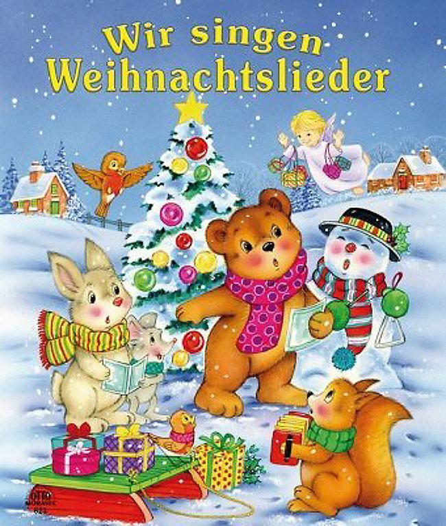 Wir singen Weihnachtslieder, m. Audio-CD Buch - Weltbild.de