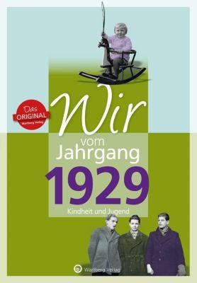 Wir vom Jahrgang 1929 - Kindheit und Jugend - Dieter Grossherr |