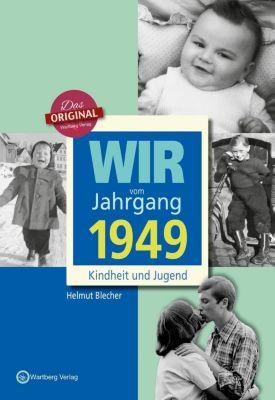Wir vom Jahrgang 1949 - Kindheit und Jugend, Helmut Blecher
