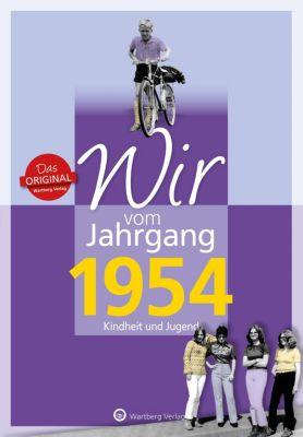 Wir vom Jahrgang 1954 - Kindheit und Jugend, Ulrike Lange-Michael