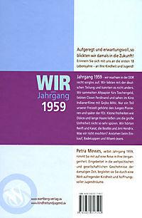 Wir vom Jahrgang 1959 - Aufgewachsen in der DDR - Produktdetailbild 2