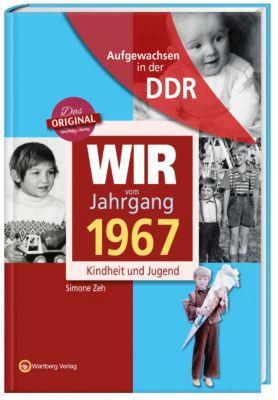 Wir vom Jahrgang 1967 - Aufgewachsen in der DDR, Simone Zeh