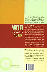 Wir vom Jahrgang 1969 - Aufgewachsen in der DDR - Produktdetailbild 2