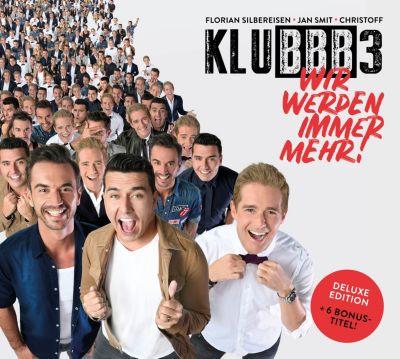 Wir werden immer mehr (Deluxe Edition), Klubbb3