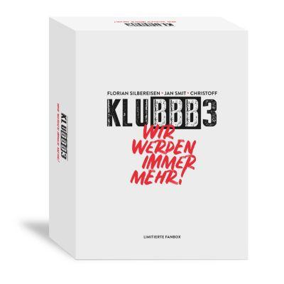 Wir werden immer mehr (Limitierte Fanbox), Klubbb3