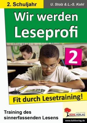 Wir werden Leseprofi 2, Ulrike Stolz, Lynn S Kohl