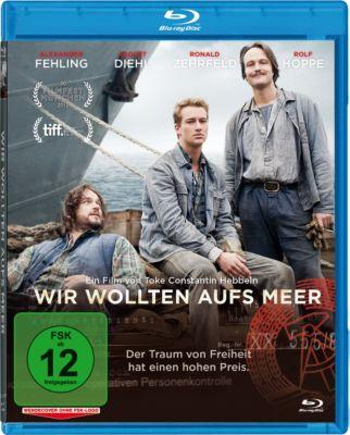 Wir wollten aufs Meer, August Diehl, Alexander Fehling
