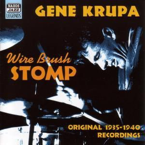 Wire Brush Stomp, Gene Krupa