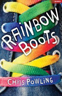 Wired Connect: Rainbow Boots, Chris Powling