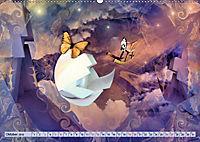 Wirrsuelle Welten (Wandkalender 2019 DIN A2 quer) - Produktdetailbild 10