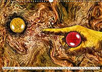 Wirrsuelle Welten (Wandkalender 2019 DIN A3 quer) - Produktdetailbild 9